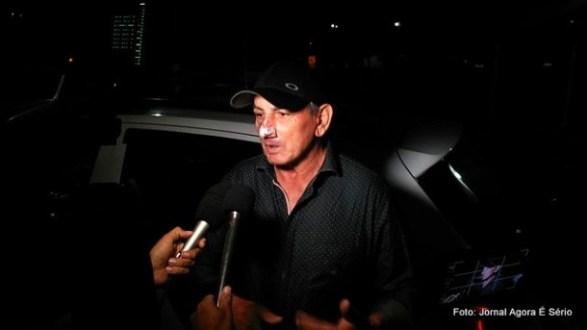 Prefeito de Juquitiba, Ayres Scorsatto teve casa invadida por bandidos durante jogo do Brasil.