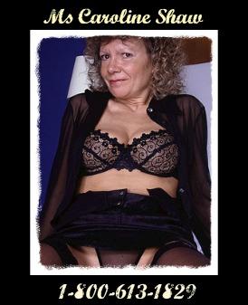 older woman phone sex