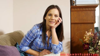 Mandy Flores – Mom and Son 4 – Home From College