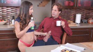 Nina North – Turning On My Stepdad