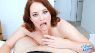 Maggie Green – Mom gives you a birthday blowjob