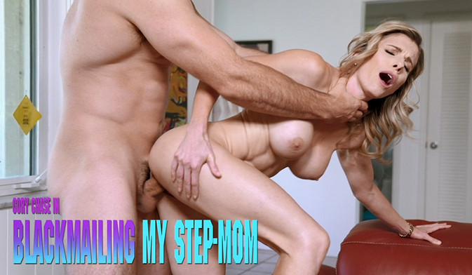 Cory Chase – Blackmailing My Step-Mom