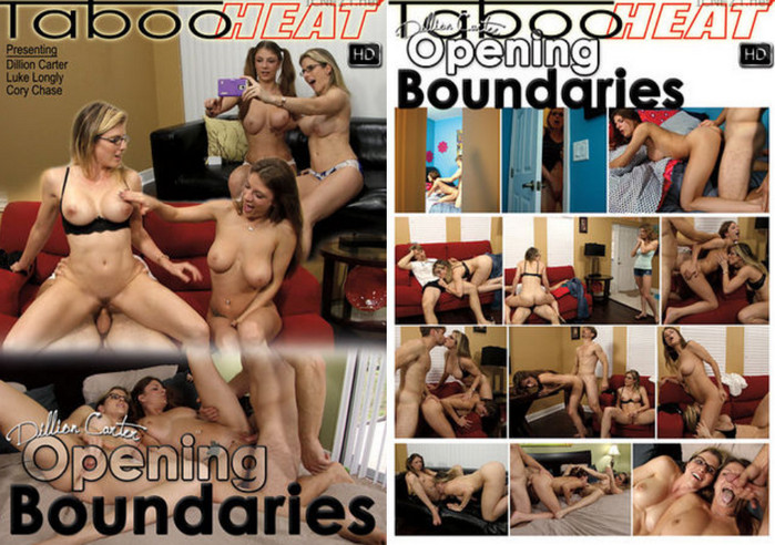 Cory Chase, Dillion Carter – Opening Boundaries