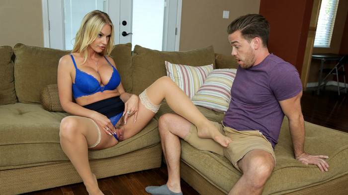 Rachael Cavalli – Taking Care Of Mom