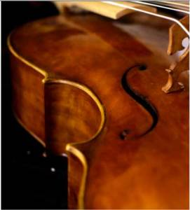Venetian baroque cello