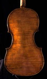 baroque violin northern Italian