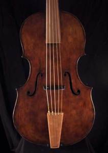baroque 5 string cello Venetian