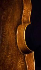 Venetian viola ribs