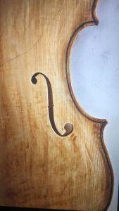 Baroque cello 18th Century