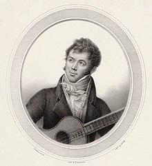 """Fernando Sor, Opus 36 """"Pieces de Societe"""", Nr. 1 Tempo di Minuetto und Allemande"""