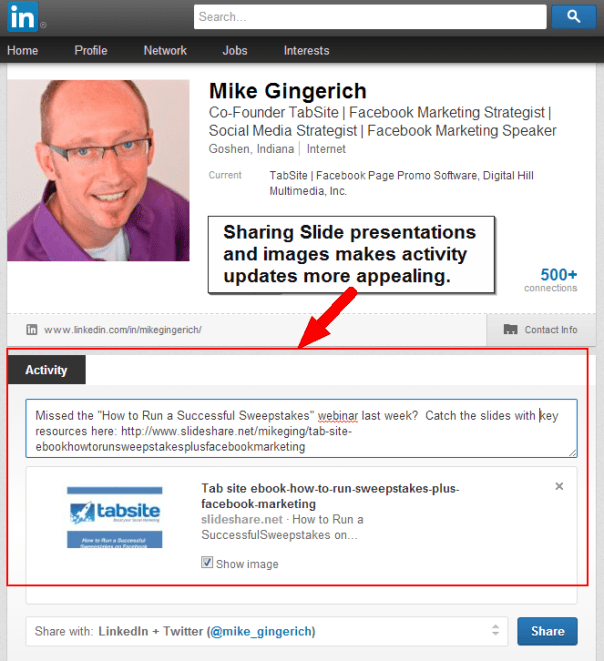 linkedIN-new-slide-feature