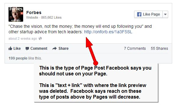 news-feed-facebook-status-with-no-link-preview