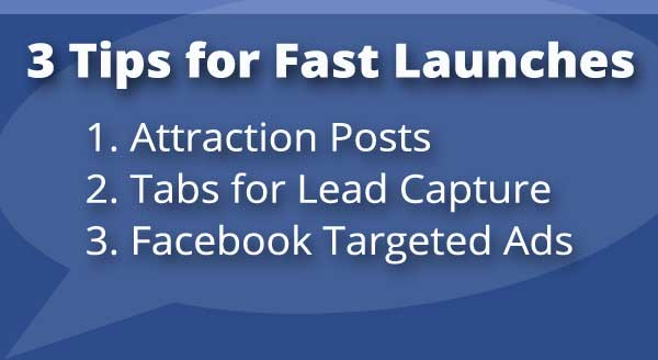 3-tips-fast-launch on facebook
