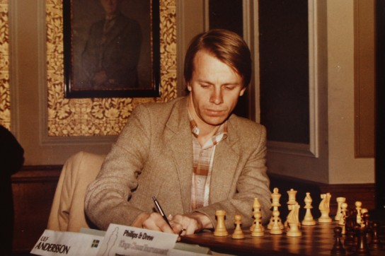 Phillips & Drew Kings Tournament 1982