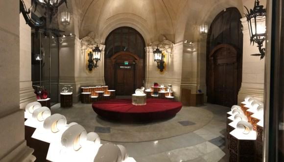 atelierTachas devialet opera operaGarnier iguzzini interiorDesign menuiserie menuisier réalisation surMesure chêne hall steles oak edmond_petit