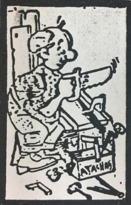 atelier tachas premier logo entreprise André menuiserie