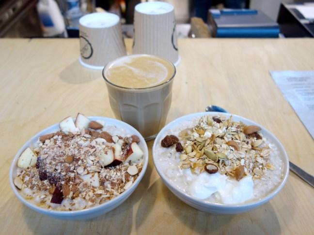 tache de rousseur blog voyage copenhague bonnes adresses porridge grod