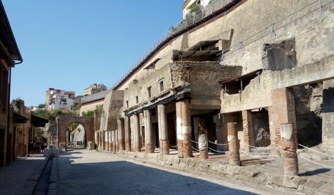 Italie 2015 - Naples - Herculanum - Blog Tache de Rousseur (21)