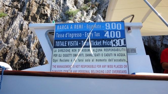 Tache de Rousseur - Voyage à Capri (Naples) (7)
