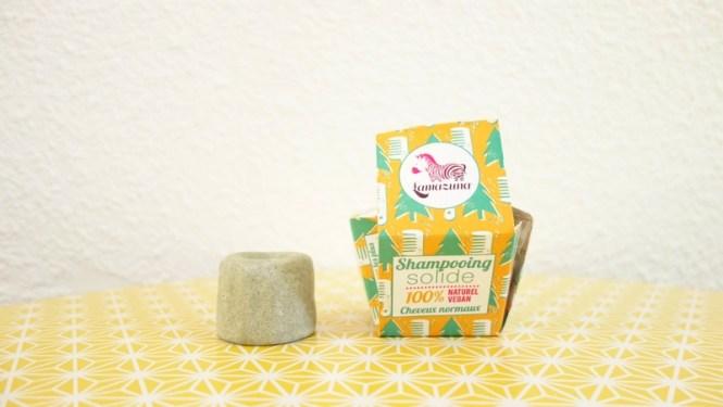 Shampoing solide Lamazuna cheveux normaux - Blog beaute Tache de Rousseur (3)