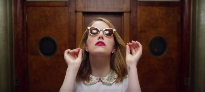 Sunday Music 6 - Arcade Fire - Emma Stone
