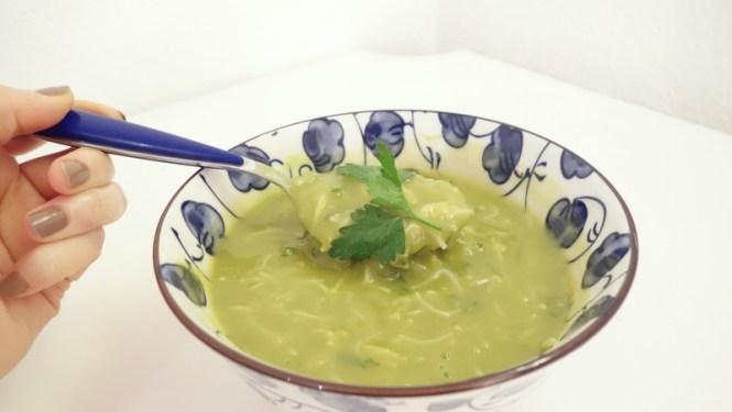 Soupe de pois cassés (Blog Tache de Rousseur) (2)