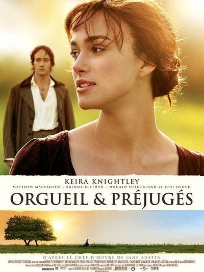 Blog Tache de Rousseur - Mes comédies romantiques préférées - Orgueil et préjugés