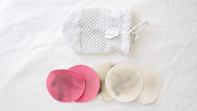 Mon avis sur les lingettes (cotons) lavables Lamazuna - Blog Tache de Rousseur (4)