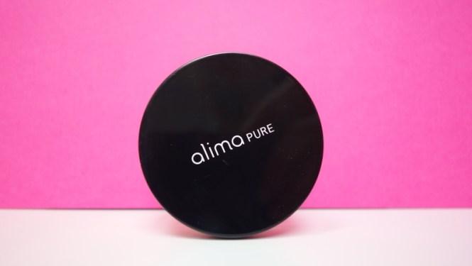 Fond de teint Alima Pure Warm1 - Tache de Rousseur, blog beauté naturelle, lifestyle et voyages
