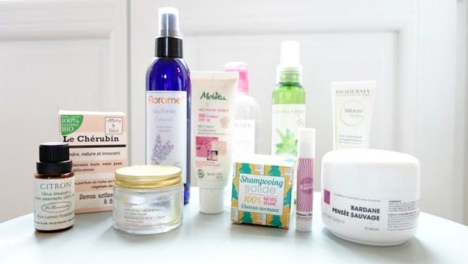 Produits terminés 6 - Blog beauté naturelle Tache de Rousseur