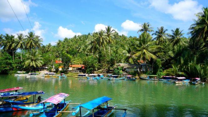 Blog voyage - Indonésie - Java ouest - Le Green Canyon
