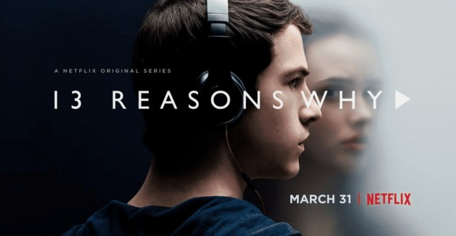 Mes séries tv du moment 3 - 13 Reasons Why