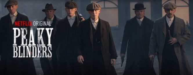 Peaky Blinders - Favoris culture avril mai