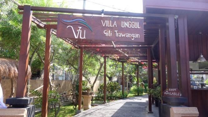 Voyage 1 mois en Indonesie - Bali - Lombok - Iles Gili Trawangan Villa Ungul