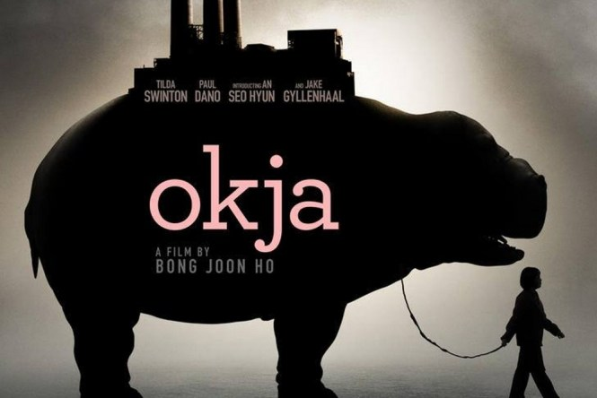 Okja critique film affiche