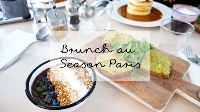 Brunch Season Paris 2017