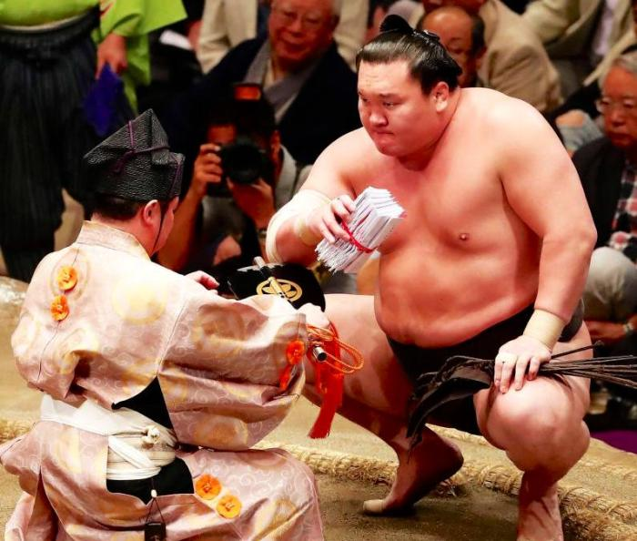 Hakuho-Kensho
