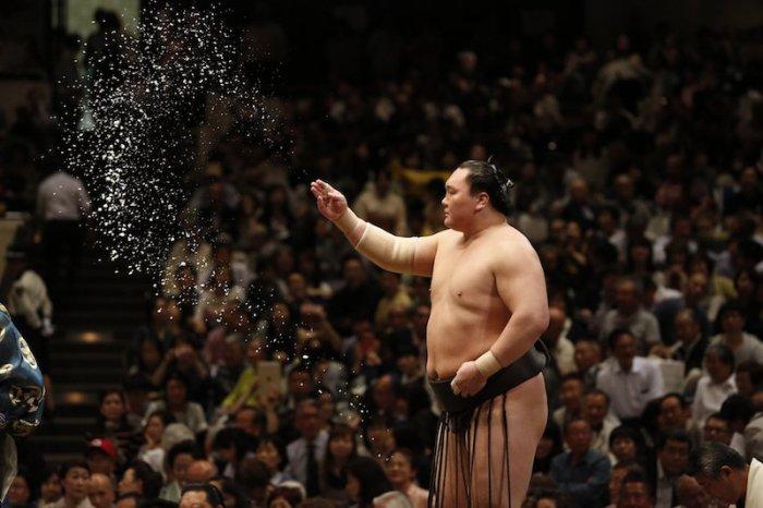 Hakuho-Salt