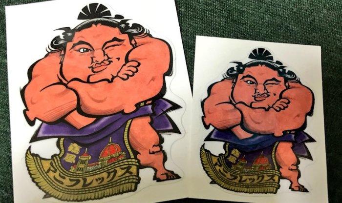 Yoshikaze-Cartoon