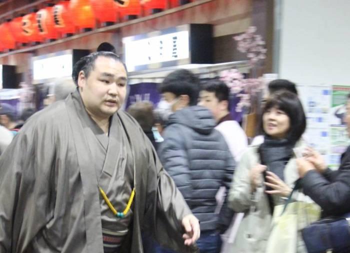 Kakuryu Osaka 2018
