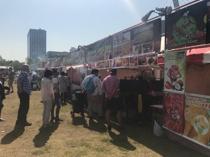 BB Fest International Vendors