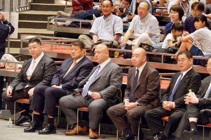 Soken - Sumo Elders & Oyakata