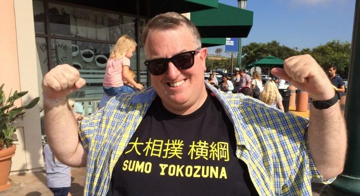 Jason Harris: Yokozuna