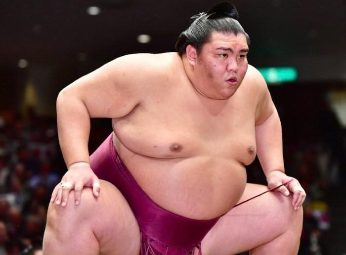 Mitakeumi - Nagoya Day 11