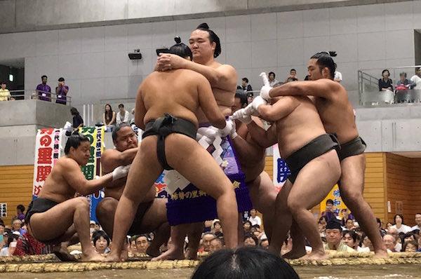 kisenosato-tsuna-shime