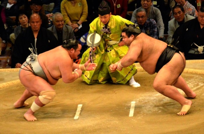 Hokutofuji Tachiai