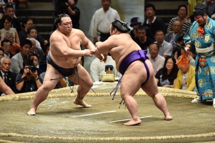 Kisenosato - Takakeisho