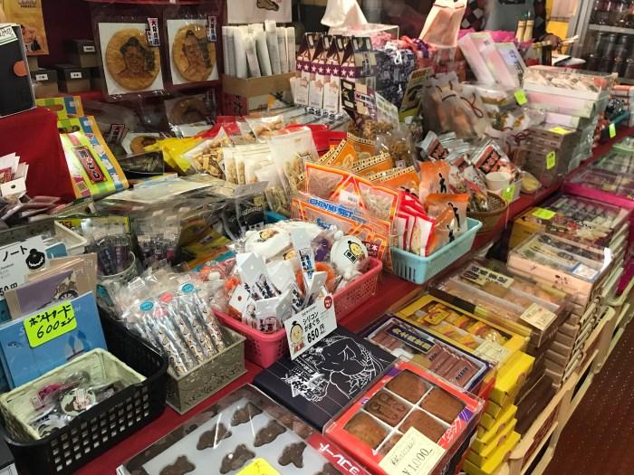 Snacks - Haru Basho 2019 Osaka