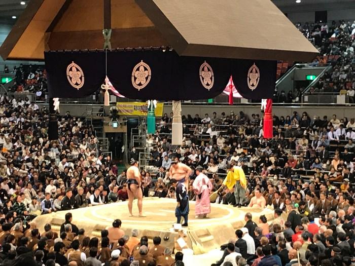 Kakuryu vs Shodai - Haru basho 2019 Osaka