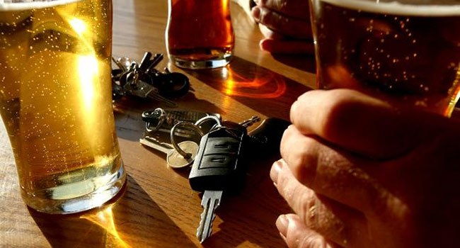 Санкции при употреба на алкохол